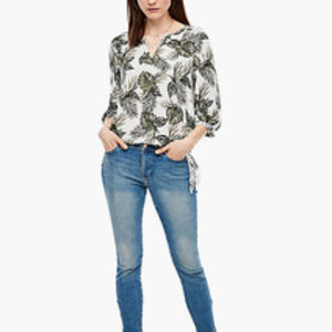 Ankle-Jeans Zipp s.Oliver
